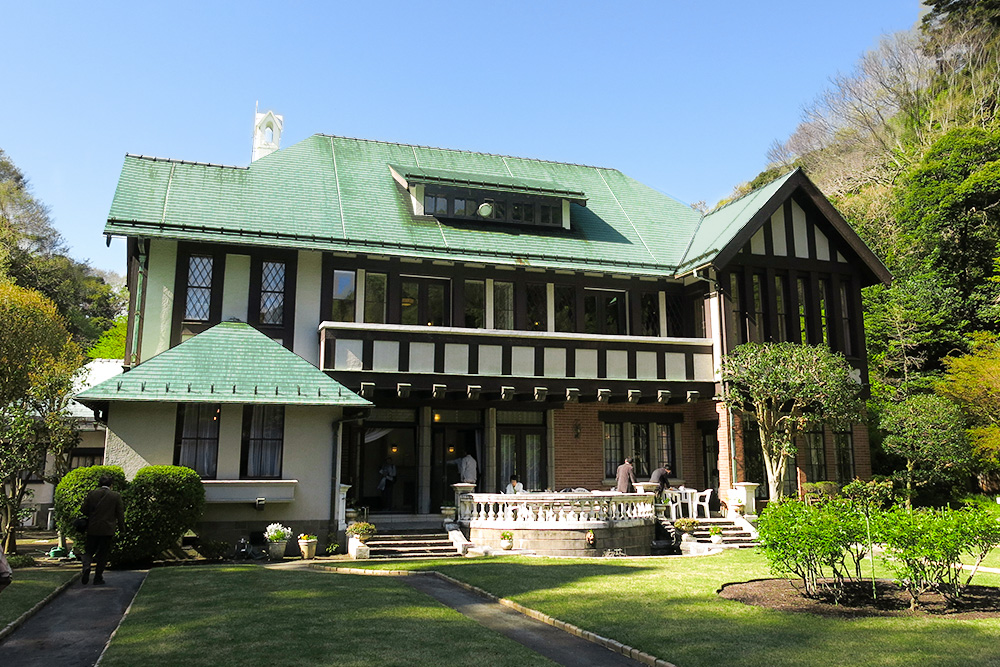 「旧華頂宮邸」の画像検索結果