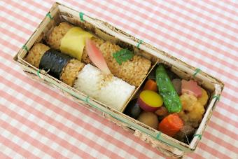 鎌倉 日影茶屋のお弁当